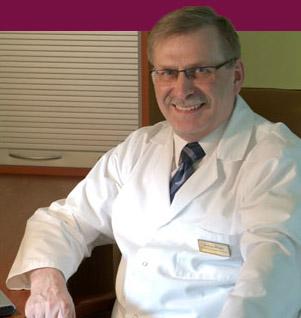 chirurg - onkolog Andrzej Miczko